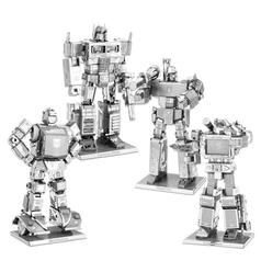 Transformers Metal Earth 3D Craft Kits