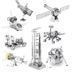 Space 3D Metal Craft Kits