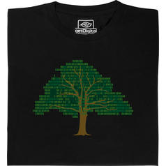 Binary Tree T-Shirt