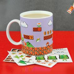 Nintendo Super Mario Level Mug