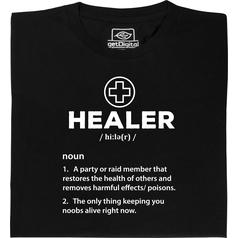 Roleplay Character Healer