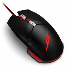Das Keyboard Division Zero M50 Pro Gaming Mouse
