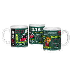 Science Mug Mathematics