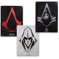 Assassin's Creed Tin Signs