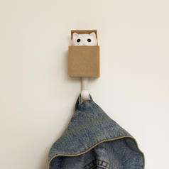 Kitt-a-Boo Cat Coat Hook