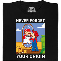 Never Forget Your Origin