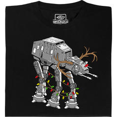 Christmas AT-AT T-Shirt