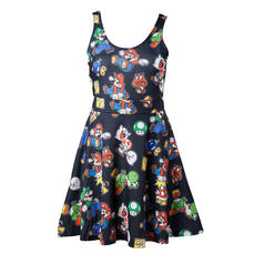 Nintendo Icons Sundress