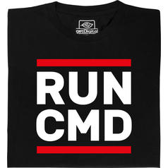 RUN CMD T-Shirt