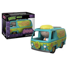 Funko Dorbz Ridez Scooby-Doo Mystery Machine Collectible