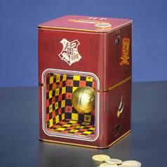 "Harry Potter Coin Bank ""Golden Snitch"""