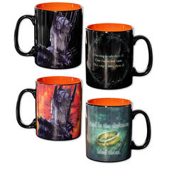 The Lord of the Rings Heat Change Mug