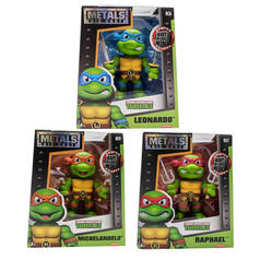 Teenage Mutant Ninja Turtles Metals Die Cast Collectible Figures