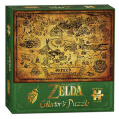 The Legend of Zelda Puzzle