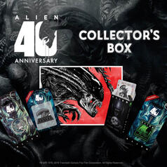 Alien Limited Edition Collector Box