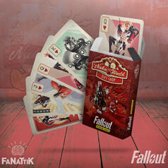 Fallout Nuka World Playing Cards