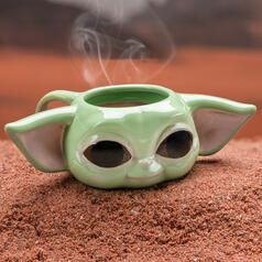 The Mandalorian Grogu 3D Mug