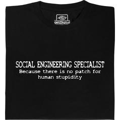 Social Engineering Specialist T-Shirt