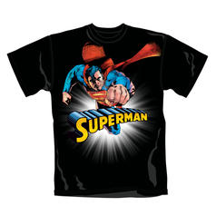 SUPERMAN Solar Burn T-Shirt
