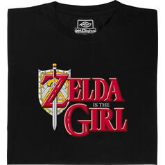 Zelda is the Girl T-Shirt