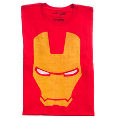 Simple Iron Man T-Shirt
