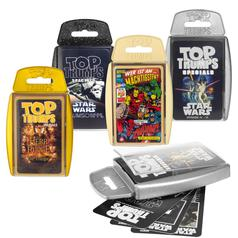 Top Trumps for Geeks - in German