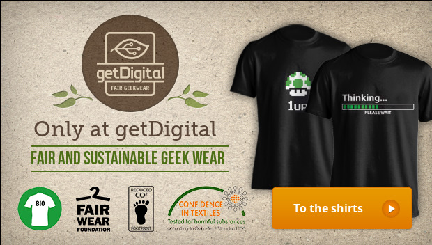Fair and sustainable geek wear